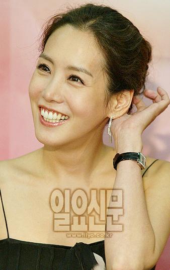 김정은 배우 - 결혼 배우 김정은 재벌 출신이었다 외삼촌 누군가